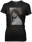 Juniors: Outlander- Clan Fraser T-Shirt