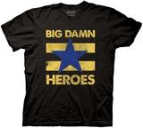 Firefly- Big Damn Heroes T-shirts
