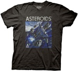 Atari- Asteroids Box Art T-shirts