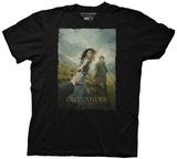 Outlander- Poster T-Shirt