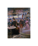 Moulin de la Galette Paris Premium Giclee Print by Paul Hoeniger