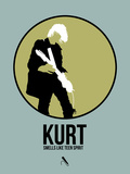 Kurt Plastic Sign by David Brodsky