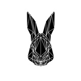 Black Rabbit Posters by Lisa Kroll