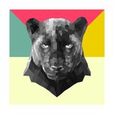 Party Panther Poster af Lisa Kroll