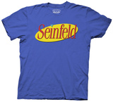 SEINFELD COLOR LOGO T-Shirt