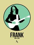 Frank Signes en plastique rigide par David Brodsky
