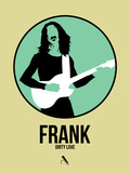 Frank Plastic Sign by David Brodsky