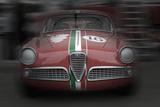 Alfa Romeo Laguna Seca Signe en plastique rigide par  NaxArt