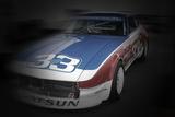 Nissan Dutsun Racing Colors Plastic Sign by  NaxArt