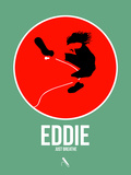 Eddie Plastic Sign by David Brodsky