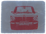 Bmw 2002 Front Plastic Sign by  NaxArt