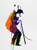 Tom Watercolor Signes en plastique rigide par Lora Feldman