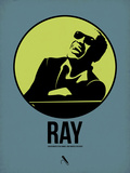 Ray 2 Plastic Sign by Aron Stein