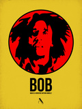 Bob 4 Plastic Sign by Aron Stein