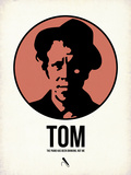 Tom 1 Plastic Sign by Aron Stein
