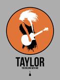 Taylor Signe en plastique rigide par David Brodsky