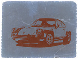 Porsche 911 Plastic Sign by  NaxArt