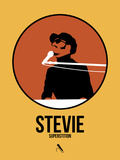 Stevie Plastikskilte af David Brodsky