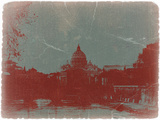 Rome Plastic Sign by  NaxArt