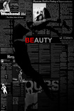 Beauty Plastic Sign by  NaxArt
