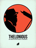 Thelonious 1 Plastic Sign by Aron Stein