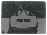 Mercedes Benz C Iii Concept Plastic Sign by  NaxArt