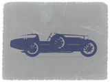 Bugatti Type 35 Plastic Sign by  NaxArt
