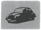 VW Beetle Plastic Sign by  NaxArt