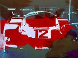 Porsche Le Mans Plastic Sign by  NaxArt
