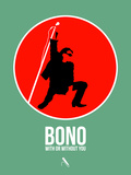 Bono Plastic Sign by David Brodsky