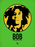Bob 3 Plastic Sign by Aron Stein
