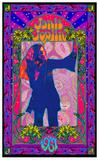Janis Joplin commemoration Plakaty autor Bob Masse