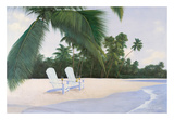Island Hideaway Prints by Diane Romanello