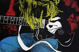 Kurt Giclee-tryk i høj kvalitet af Alex Cherry