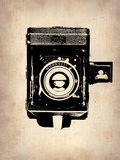 Vintage Camera 1 Plastic Sign by  NaxArt