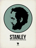 Stanley 1 Plastic Sign by Aron Stein