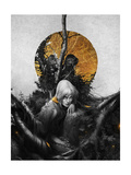 Fools Gold Prints by Charlie Bowater