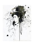 Amy Prints by Lora Zombie