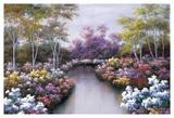 Floral Fantasy Prints by Diane Romanello