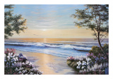 Ocean Breeze Art by Diane Romanello