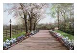 Country Lane Prints by Diane Romanello