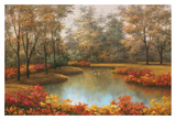 Beauty of Autumn Prints by Diane Romanello