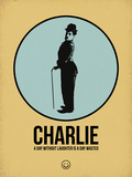 Charlie 2 Plastic Sign by Aron Stein