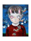 Children of This Planet 16 Prints by Hikari Shimoda