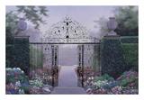 Elegant Garden Prints by Diane Romanello