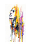 Sunshower Prints by Agnes Cecile