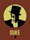 Duke 1 Plastic Sign by Aron Stein