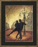 Tango Romance Posters by Tina Chaden