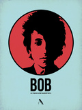 Bob 2 Plastic Sign by Aron Stein