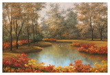 Beauty of Autumn Posters by Diane Romanello